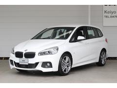 BMW220iグランツアラー Mスポーツ 18Mアロイホイール