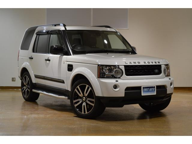 Photo of LAND_ROVER DISCOVERY 4 LIMITED EDITION / used LAND_ROVER