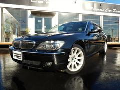 BMW750Li コンフォート・シアターPKG