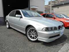 BMW530iハイラインBBS18  Individual青革