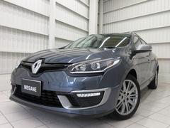 ルノー メガーヌエステートGTラインEDCメーカー車両新車保証ナビ