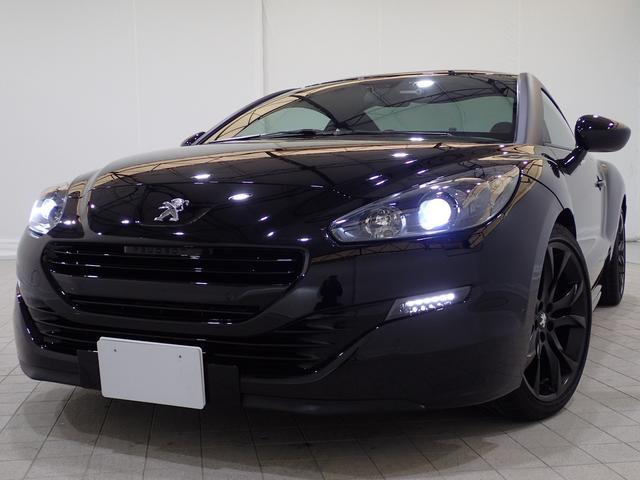 PEUGEOT RCZ MAGNETIC | 2013 | BLACK | 7,900 km | details.- Japanese ...