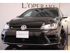 VW ゴルフRヴァリアントローンチエディション 100台限定 ワンオーナー 新車保証