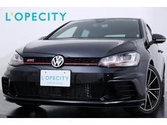 VW ゴルフGTI165台限定 ワンオーナー 専用エクステリア 専用18AW