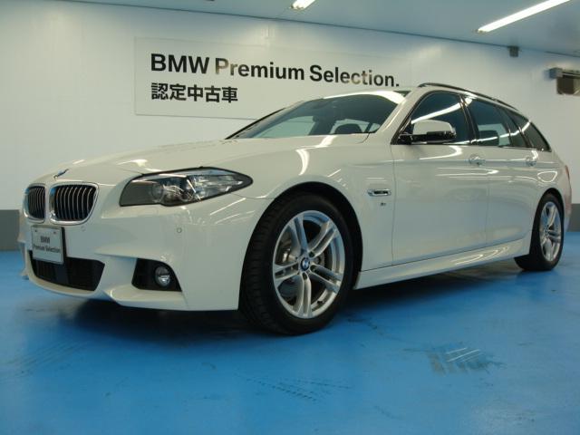 BMW 5シリーズ 523iツーリング Mスポーツ (検31.8)