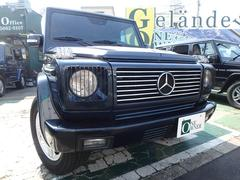 M・ベンツG400CDI