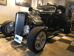 フォードHOTROD BIG BLOCK スーパーチャージャー AC