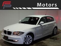BMW116i 禁煙車 後期モデル 直噴エンジン ディーラー整備済