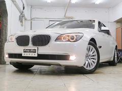 BMW750iコンフォートP 革 ナビTV HID Bカメラ SR