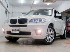 BMW X5xDrive 35i MスポーツP 本革 ナビTV Mエアロ