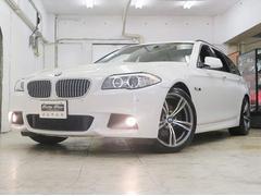 BMW523dブルーパフォーマンスツーリングMスポーツP 1年保証