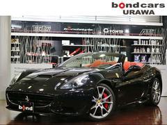 フェラーリ カリフォルニアベースグレード ダイヤモンドスタイルシート ディーラー車