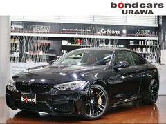 BMWM4クーペ カーボンブレーキ アダプティブMサス