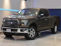フォード F−150XLTスーパーキャブ 4WD 新車並行 3.5Lエコブースト