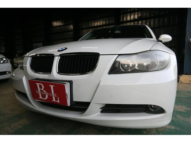 BMW 3シリーズ 320i新車整備手帳 社外ナビ ETC (検2...