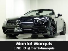 M・ベンツSL550 AMGPKG maqspeed仕様 D保証付