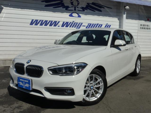 BMW 1シリーズ 118i LEDヘッドライト HDDナビ ET...