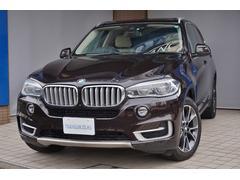 BMW X5xDrive 35d xライン1オーナーSR禁煙車4WD