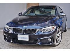 BMW420iグランクーペMスポーツ1オーナー禁煙車ダコタレザー