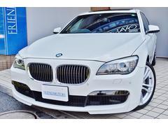 BMW740iMスポーツプラスPKGガラスSR1オーナー本革シート