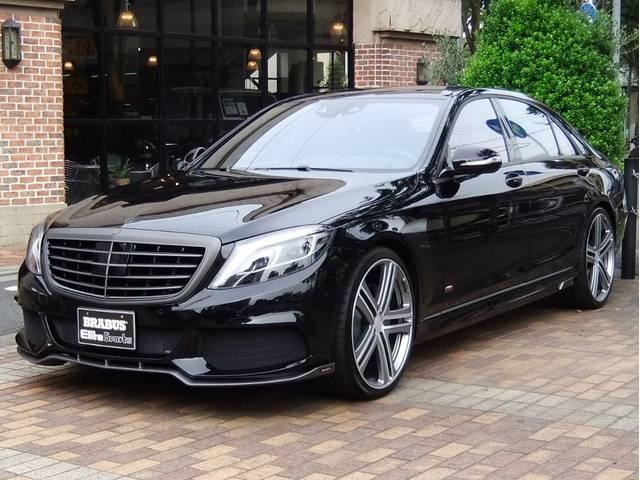 Mercedes benz s class new car black m 0 km details for Mercedes benz japan