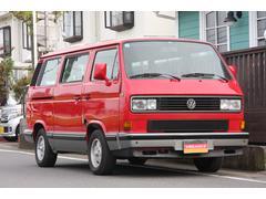 VW ヴァナゴンGL カラット