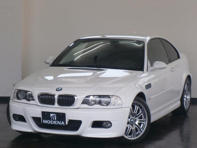 BMW M3クーペ 最終モデル 6速マニュアル フルセグHDDナビ