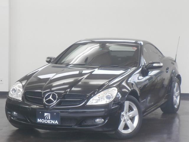 Photo of MERCEDES_BENZ SLK SLK200 KOMPRESSOR / used MERCEDES_BENZ