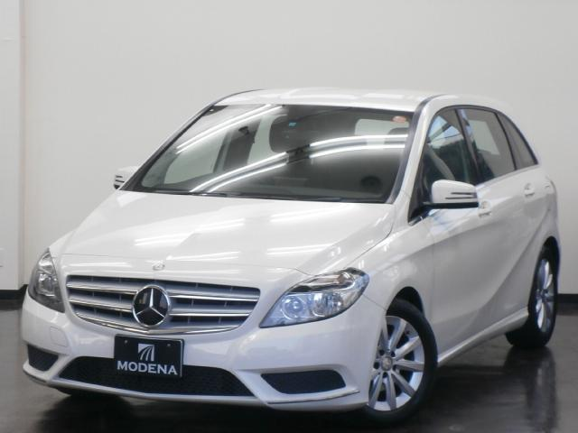 Photo of MERCEDES_BENZ B-CLASS B180 / used MERCEDES_BENZ
