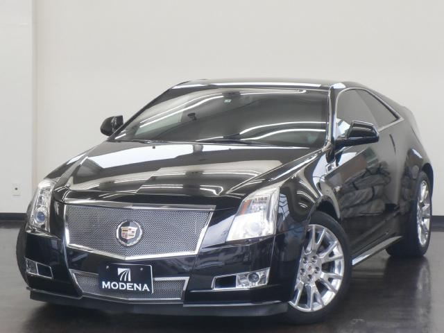 Photo of CADILLAC CADILLAC CTS COUPE CTS COUPE / used CADILLAC