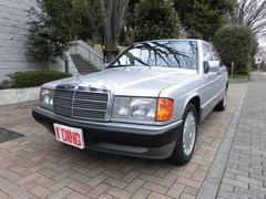 M・ベンツ190E 2.3 D車 右H 1オーナー 川崎二桁ナンバー