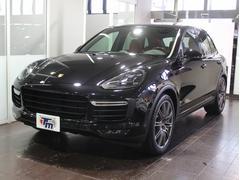 ポルシェ カイエンターボ ヨーロッパ新車並行 2015年モデル