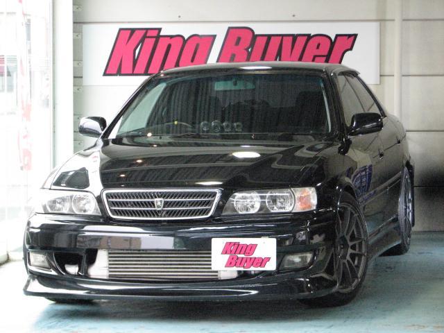 トヨタ ツアラーV 純正5速MT HKS車高調 ORCクラッチ