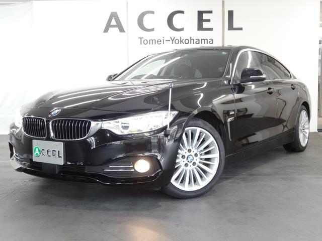 4シリーズグランクーペ(BMW)420iグランクーペ ラグジュアリー 中古車画像