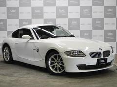 BMW Z4クーペ3.0si 禁煙車 黒革Pシート バイキセノン