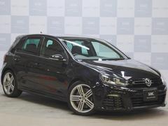VW ゴルフR 禁煙車 純正ナビ フルセグTV レザーシート キセノン