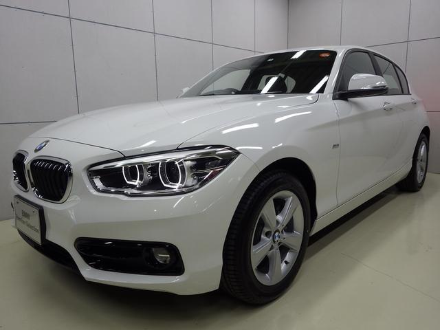 BMW 1シリーズ 118d スポーツ 後期モデル 正規認定中古車...