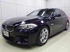 BMW528i Mスポーツパッケージ LHD 正規認定中古車