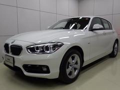BMW118d スポーツ 後期モデル 正規認定中古車