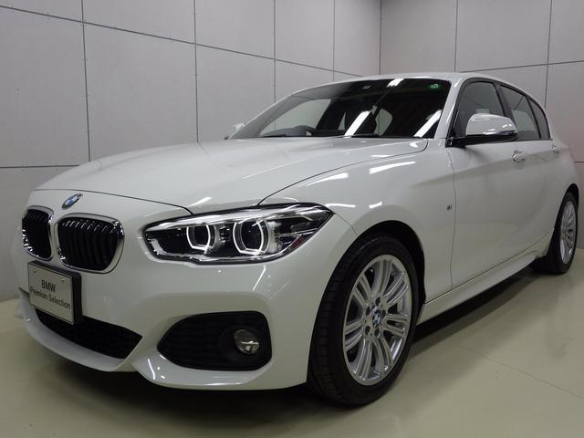 BMW 118d Mスポーツ 後期モデル 正規認定中古車
