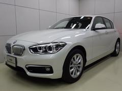 BMW118d スタイル LCI 正規認定中古車