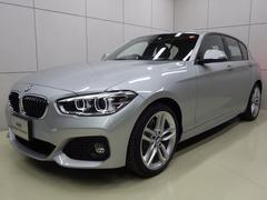 BMW118d Mスポーツ 18AW 後期モデル 正規認定中古車