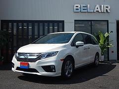 オデッセイEX−L18NEWモデル新車 レザー サンルーフ パール