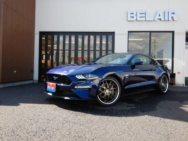 フォード マスタング NEW2018年モデル10AT GTプレミアム新車並行V8