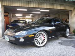 ジャガーXKRブラックナイト 20台限定車 2005yモデル