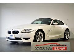BMW Z4Mクーペ 当社ユーザー様買取車両 M18インチAW