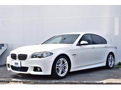 BMW523d Mスポーツ ドライビングアシストプラス 純正ナビ