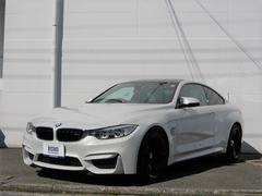 BMWM4クーペ 1オーナー ブラックレザー メーカー保証継承