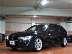 BMW320dツーリング Mスポーツ 1オーナー 新車保証 ACC