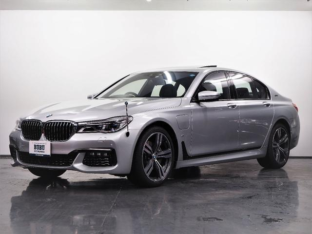 Bmw 7 Series 740e Iperformance M Sport 2018 Silver 1 000 Km Details Anese Used Cars Goo Net Exchange